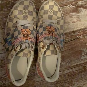 Louis Vuitton's shoe